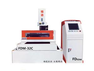 AG平台赞助伺服高精密中走丝 FDM-32C
