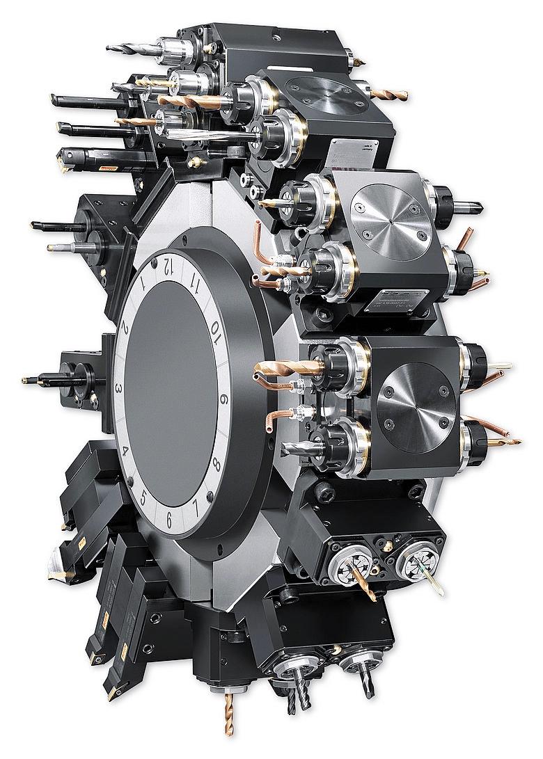 车铣复合机床动力头使用说明,车铣复合机床大概多少钱一台