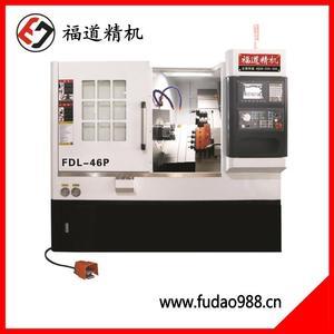 AG8国际亚游排刀+动力头车铣复合数控车床FDL-46P/52P