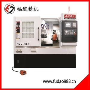 YSB体育APP排刀+动力头车铣复合数控车床FDL-46P/52P